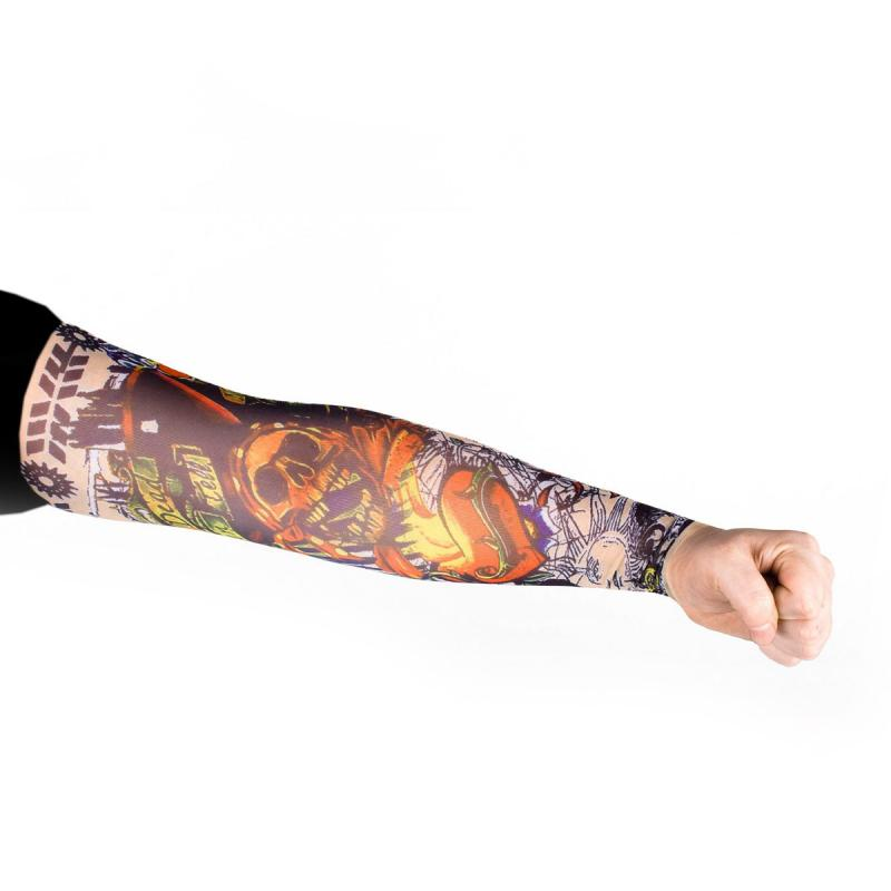 Tattoo Ärmel - Tattooärmel für Karneval & Party - Death Metal