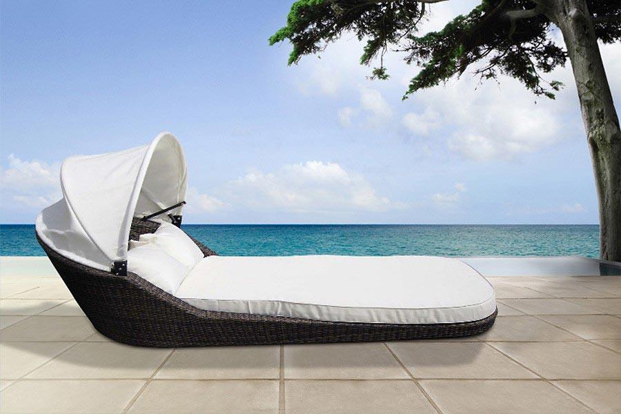 rattan sonneninsel aus polyrattan gartenm bel. Black Bedroom Furniture Sets. Home Design Ideas