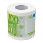 Toilettenpapier - Bedrucktes Klopapier - 100€-Schein