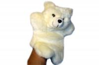 Handpuppe – Süße Handspielpuppe Eisbär