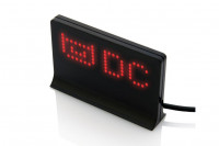 USB LED Anzeigetafel » Message Board spielt Texte & Animationen