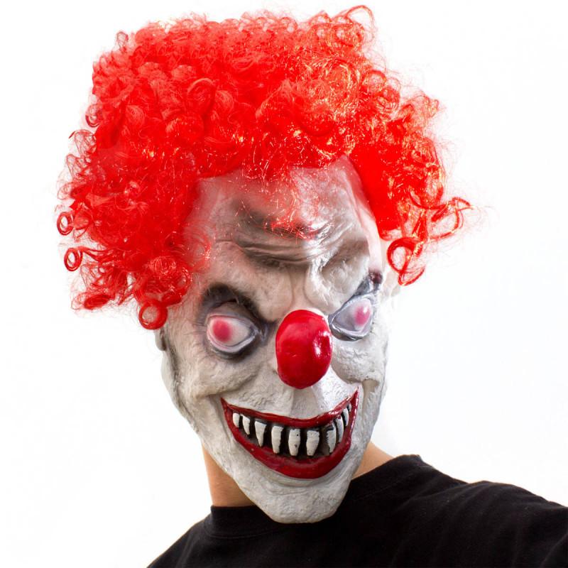 ES Clownmaske Pennywise Maske