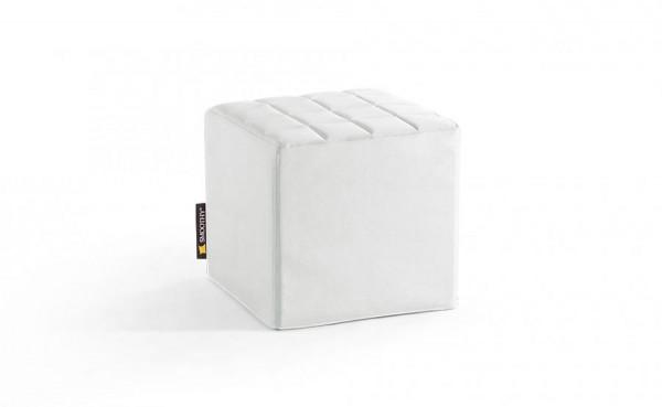Smoothy Sitzwürfel - Lounge Cube - Weiß