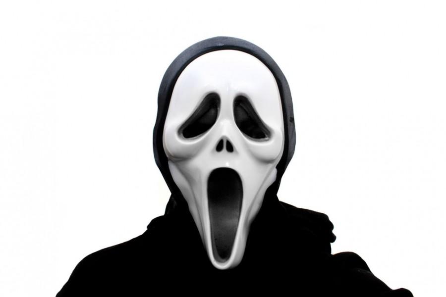 Scream Mask » Halloween Party Verkleidung » günstig kaufen!