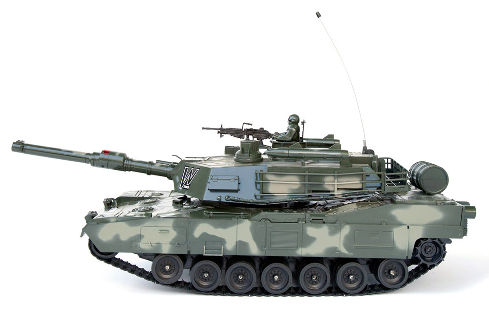 ferngesteuerter rc panzer leopard modellbau 1 10 modellbau. Black Bedroom Furniture Sets. Home Design Ideas