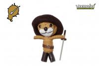 Voodoo Puppe Ninja Tomcat Gestiefelter Kater Voomates Doll