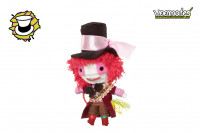 Voodoo Puppe - Voodoopuppe zum Sammeln - Mad Hatter