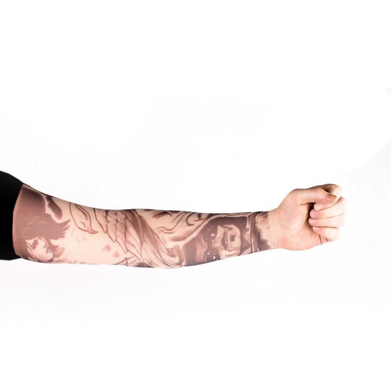 Tattoo Ärmel - Tattooärmel für Karneval & Party - Mystery Theme