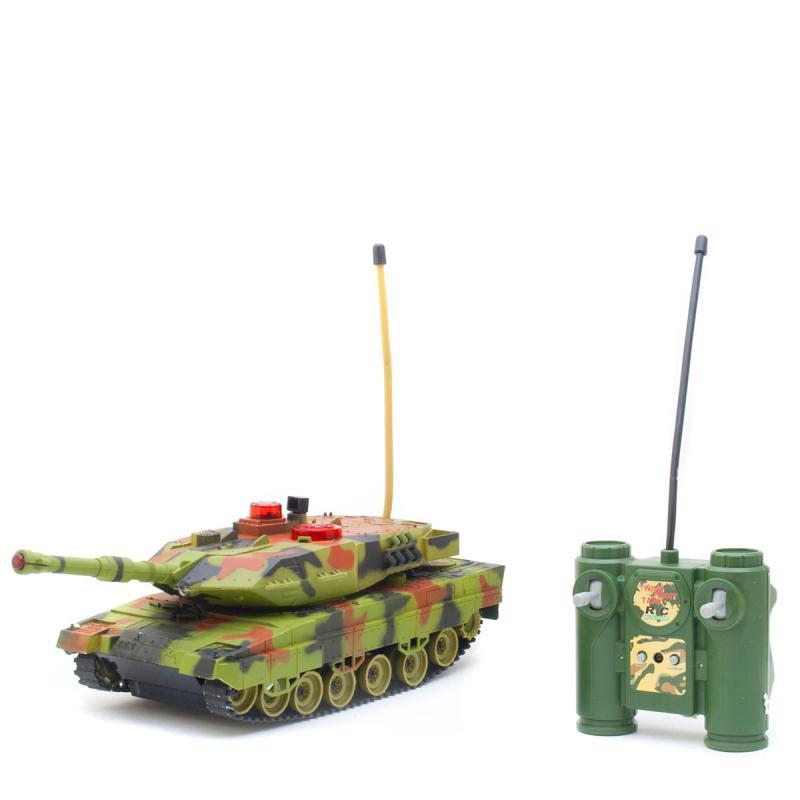 Infrarot RC Panzer mit Kampfmodus