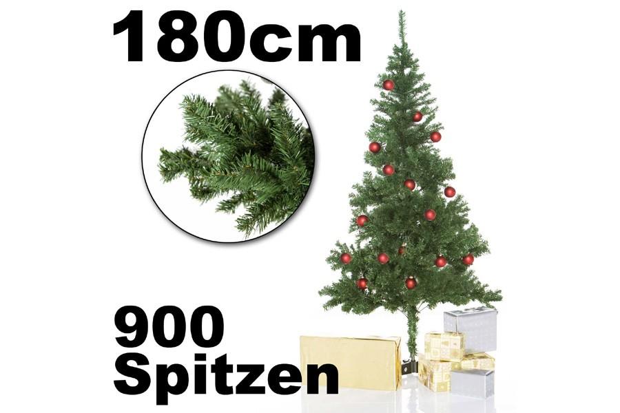 k nstlicher weihnachtsbaum 180 cm shop g nstig kaufen. Black Bedroom Furniture Sets. Home Design Ideas