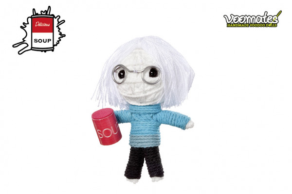 Voodoo Puppe Andy Superstar Voomates Doll
