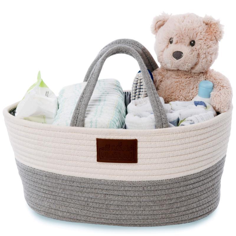 all Kids United Wickeltasche für Winden und Baby Wickel Utensilien