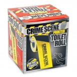 Toilettenpapier - Bedrucktes Klopapier - Crime Scene