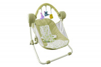 Elektrische Baby-Schaukel Wiege Deluxe » 24h Versand