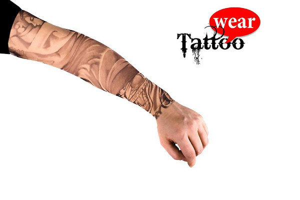 Tattoo Ärmel - Tattooärmel für Karneval & Party - Cosmic Lady