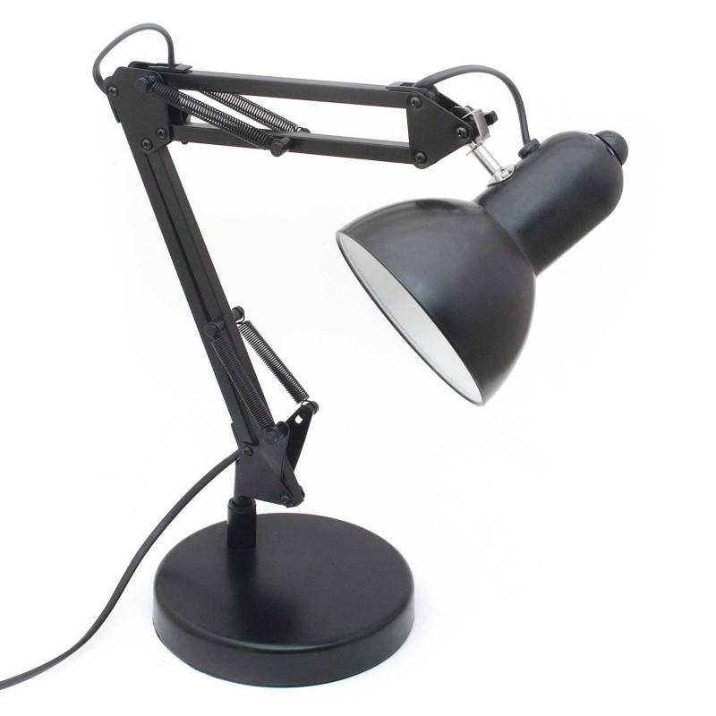 Retro Schreibtischlampe mit Gelenkarm