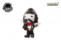Voodoo Puppe Rowdy the Rocker Voomates Doll