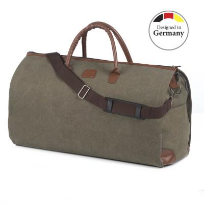 Weekender Reisetasche - stilvoller Kleidersack - Geheimshop.de