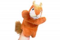 Handpuppe – Süße Handspielpuppe Eichhörnchen