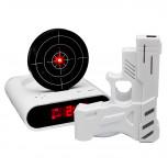 Wecker - Digitalwecker mit Infrarot Laserpistole - Geheimshop.de