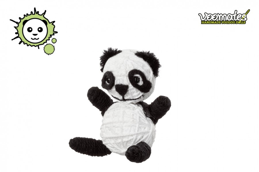 voodoo puppe gro er great panda voomates doll g nstig kaufen. Black Bedroom Furniture Sets. Home Design Ideas