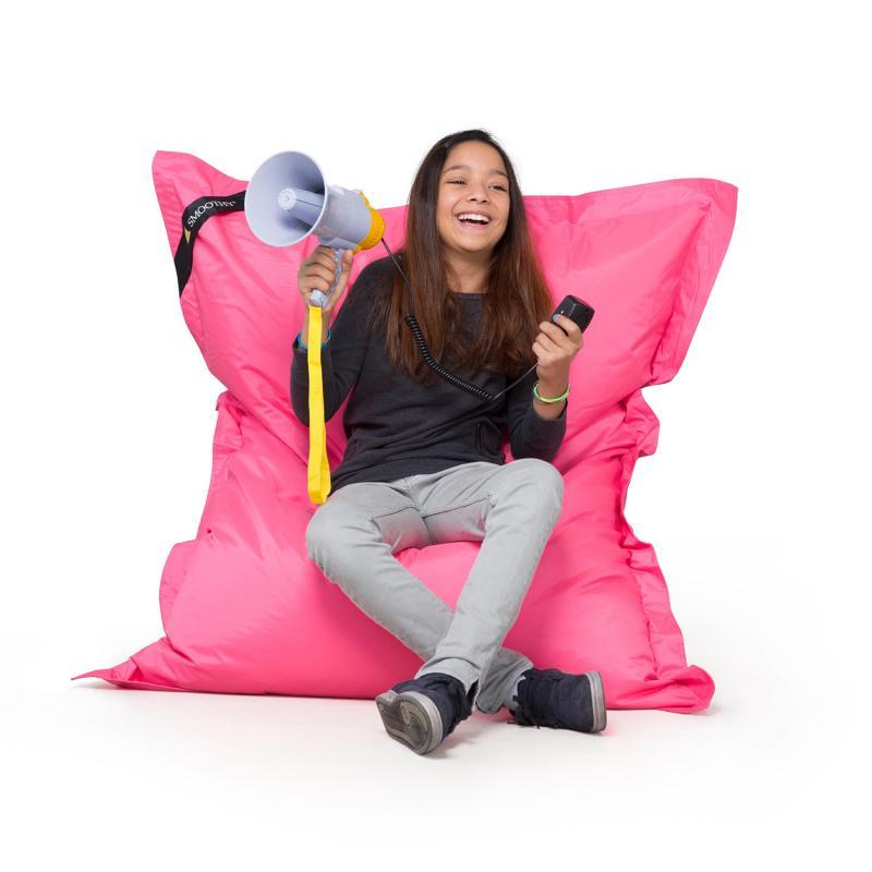 Sitzsack Junior Neon Pink Rosa
