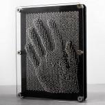 Nagelbild: Pinart Nagelspiel XXL für 3D Motive & Abdrücke