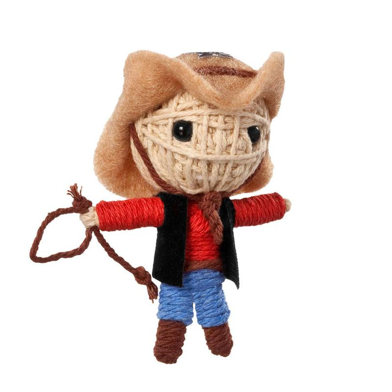 Voomates Cowboy Voodoopuppe