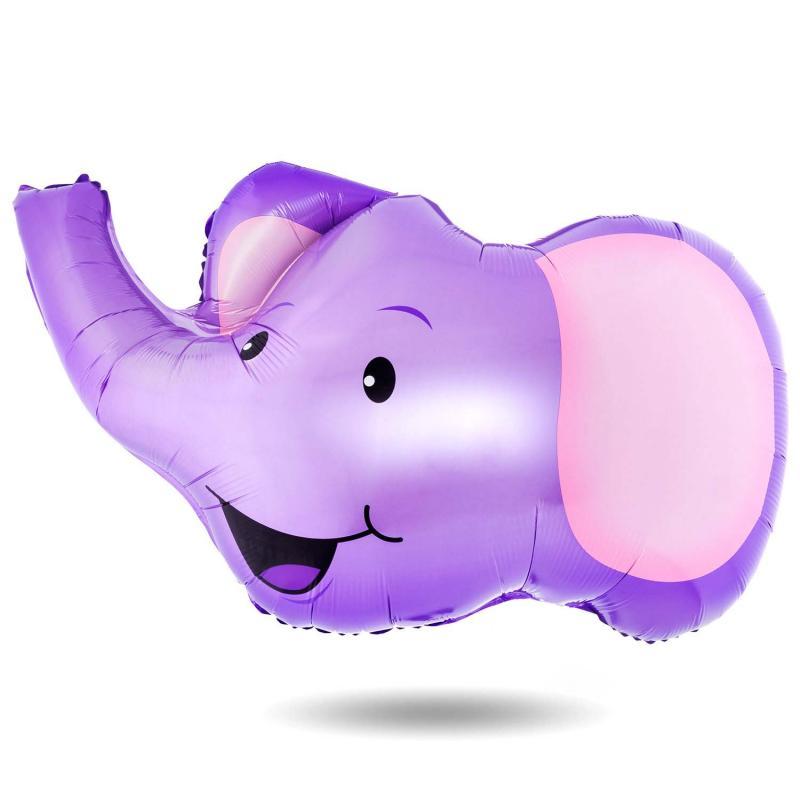 Heliumballon Elefant