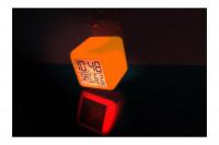 LED Wecker mit Farbwechsel - Original AlarmCube » Blitzversand!