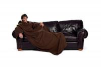 Decke mit Ärmeln - Kuschelige Ärmeldecke Wohndecke