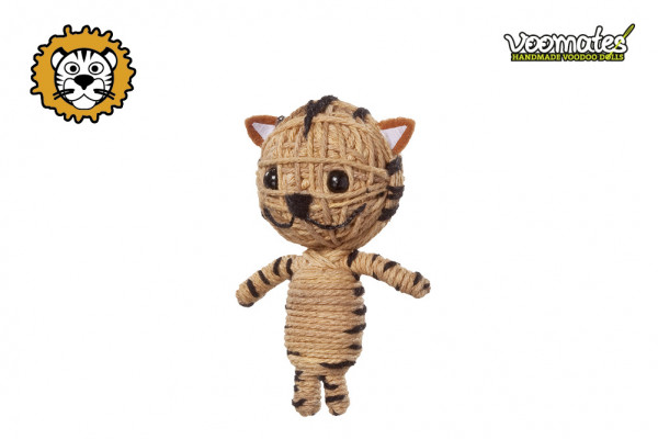 Voodoo Puppe Tom the Tiger Voomates Doll