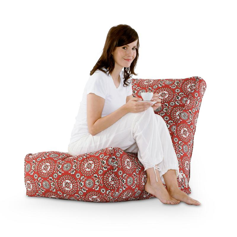 Sitzsack Lounge Chair Oriental