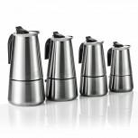 Espressokocher - Espressokanne von Coffee Fox für 2 4 6 9 Tassen