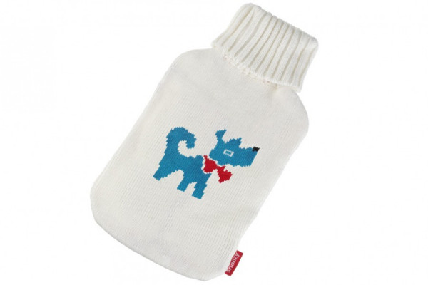 Wärmflaschen Bezug Hund