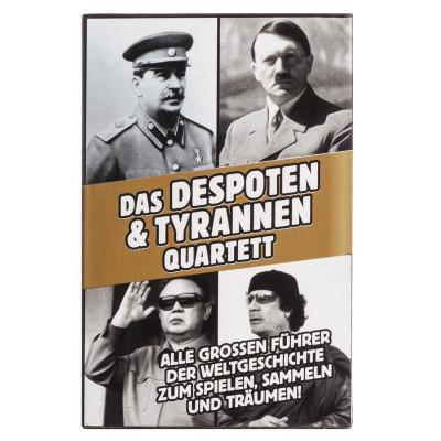 Diktatoren Quartett