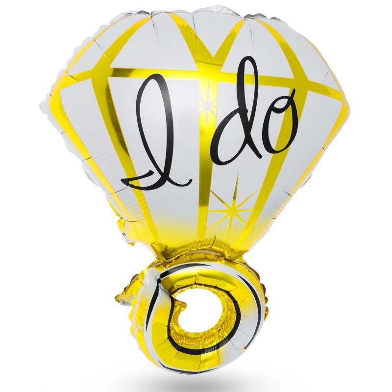 Eheringe Heliumballons