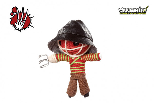 Voodoo Puppe - Voodoopuppe zum Sammeln - Horror Frank