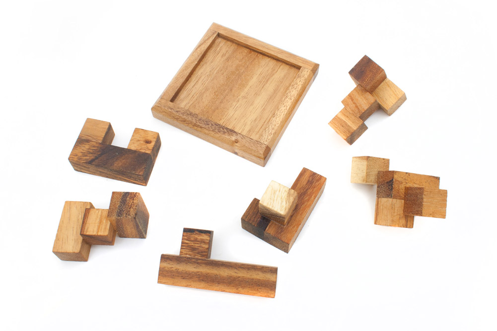 3d holz puzzle pyramide smartes geduldspiel pagoda. Black Bedroom Furniture Sets. Home Design Ideas