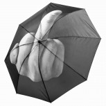 Regenschirm - Mittelfinger Schirm