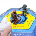 Kampfarena - Battle Arena für RC Kampfroboter - Geheimshop.de