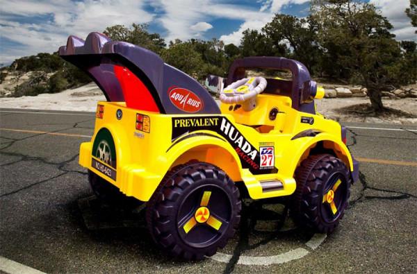 Elektro Kinderauto Jeep – cooles Kinderfahrzeug für begeisterte Kinder
