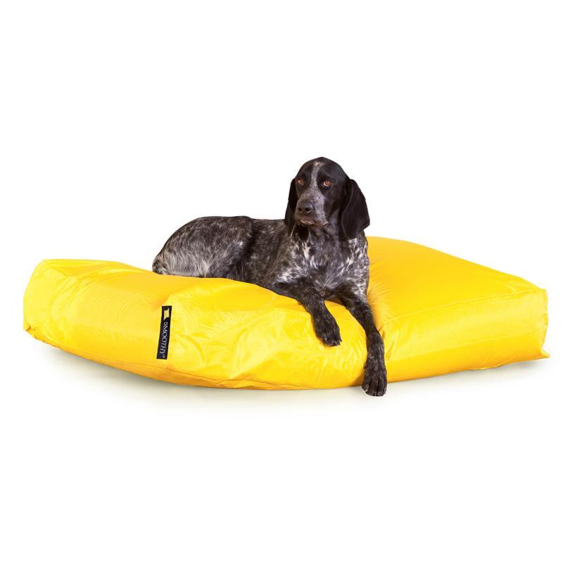 Smoothy Hundebett XXL gelb