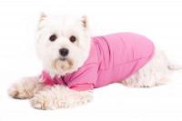 Hundemantel: Anorak für Hunde Pink Rosa » günstig kaufen!