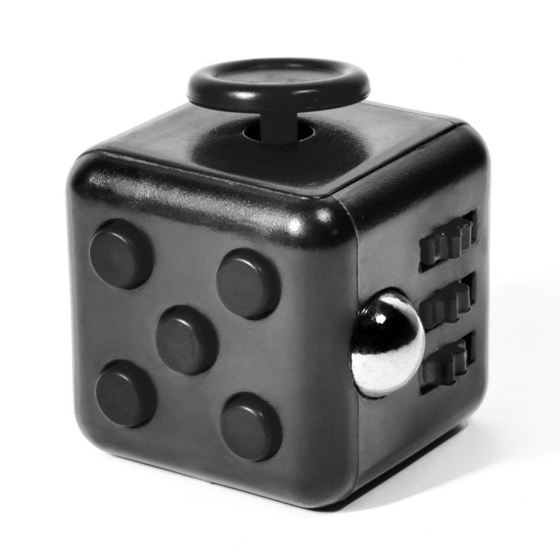 Fidget Cube - Anti Stress Würfel für jedes Alter - Geheimshop.de