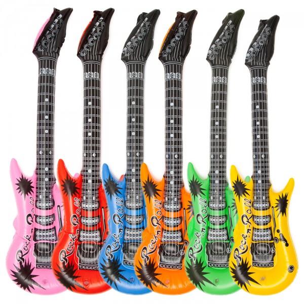 Luftgitarre Aufblasbare Luft Gitarre Air Guitar