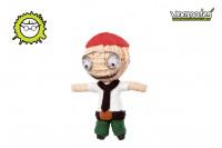 Voodoo Puppe Büro Nerd Geek » Voomates Doll günstig kaufen!