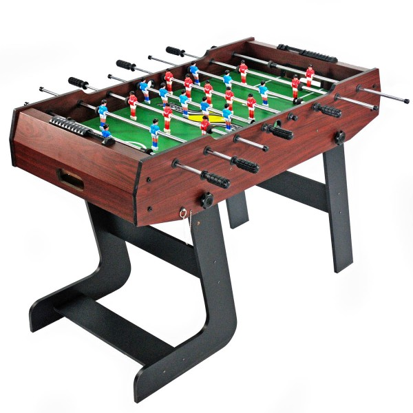 Klappbarer Kickertisch Speedball Tischkicker Flip Up