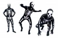 Skelett Morph Anzug  » Halloween Kostüm Spandex Lycra Suit