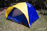 Igluzelt Campingzelt Outdoor-Zelt für 2-4 Personen » 24h